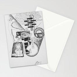 """Casablanca"" by Mauri Stationery Cards"