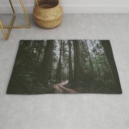 Redwoods Road Rug