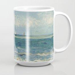 Seascape near Les Saintes-Maries-de-la-Mer Coffee Mug