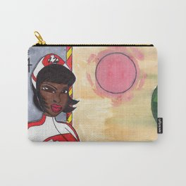The Angel of Crimea IV Carry-All Pouch