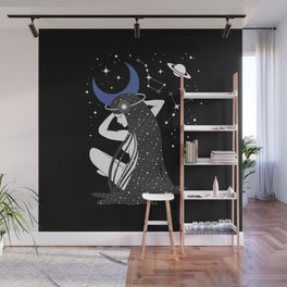 The Goddess of the Night Wall Mural