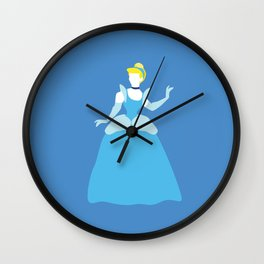 Cinderella Disney Princess Wall Clock