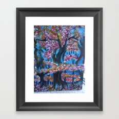 Revival Framed Art Print