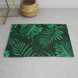 Jungle Background Design Rug