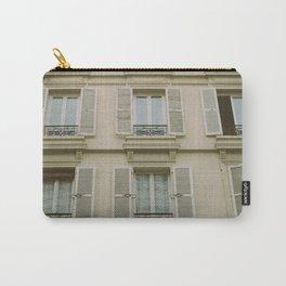 paris view Carry-All Pouch
