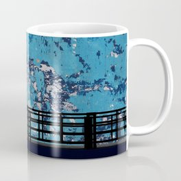 ABSTRACT WALK Coffee Mug