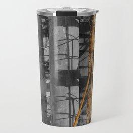 Ancient scaffold 2 Travel Mug