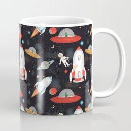 Spaceships Coffee Mug