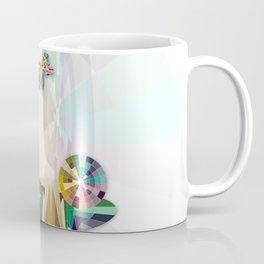 Cascadas cromáticas Coffee Mug