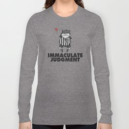Immaculate Judgment Long Sleeve T-shirt