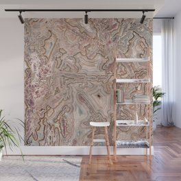 Crazy Lace Agate Mineral Wall Mural