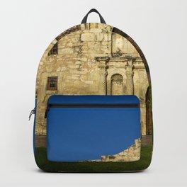 Empty Alamo Backpack