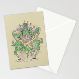 When you're strange Stationery Cards