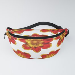 Flower pattern Fanny Pack