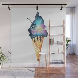 Cold as space))) Wall Mural