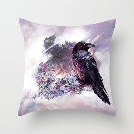 Conscious Cycle Throw Pillow