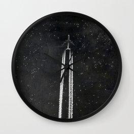 StarFlight Wall Clock