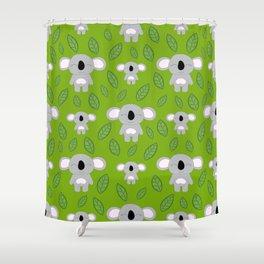Cute koala bears Shower Curtain