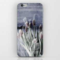 Paint me tulips iPhone & iPod Skin