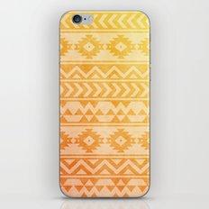 Aztec Pattern 08 iPhone & iPod Skin