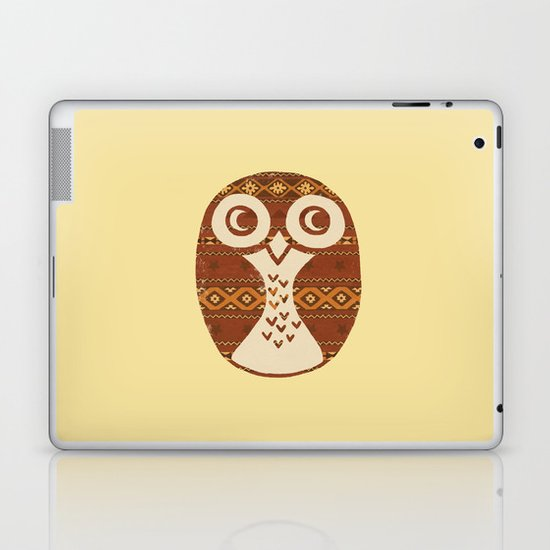 Navajo Owl  Laptop & iPad Skin