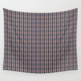 Silver Maple Wood Pattern Wall Tapestry