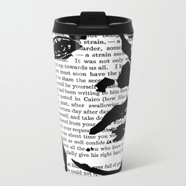 Tell Me Metal Travel Mug