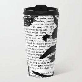 Tell Me Metal Travel Mug
