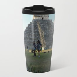 Chichen Itza II Travel Mug
