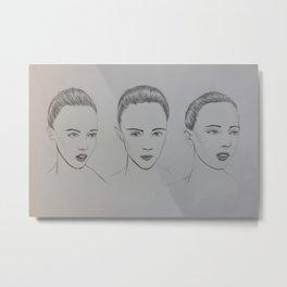 Gustavsson Metal Print
