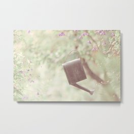 Magical Garden Metal Print