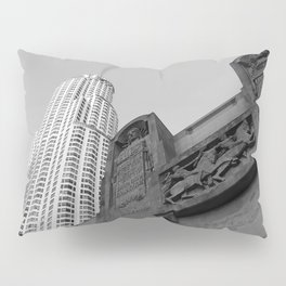 Grey skies Pillow Sham