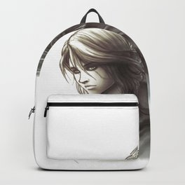 The Witcher 3 - Ciri / Geralt Artwork Backpack