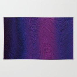 Purple daze 24 Rug