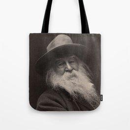 Walt Whitman Tote Bag