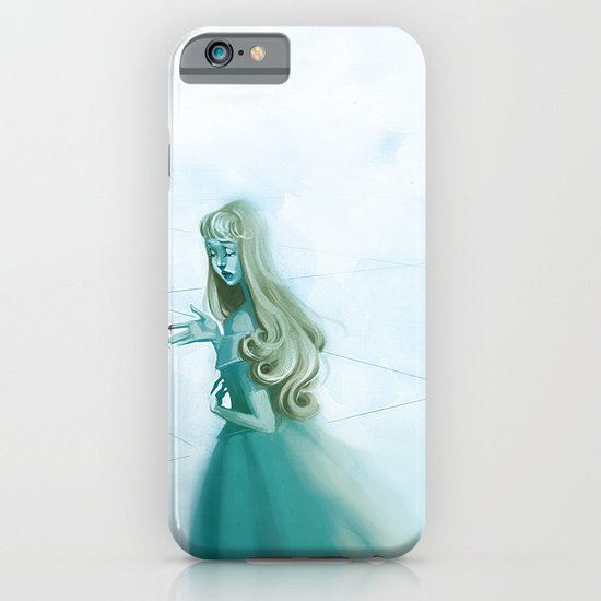Aurora - Sleeping beauty iPhone & iPod Case