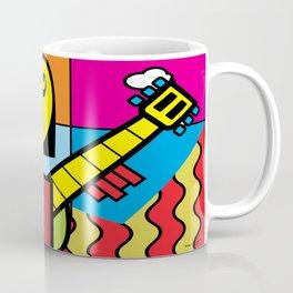 The musician and fruits Coffee Mug