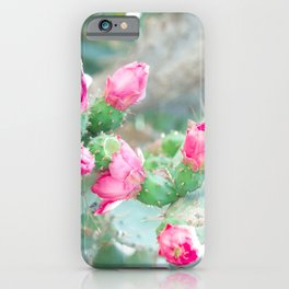 Blossoming iPhone Case
