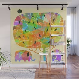 SHADE TREE Wall Mural