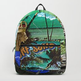 Surf Sand and Sunshine Backpack