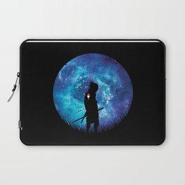 Sasuke Silhouette Uchiha Laptop Sleeve