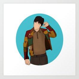 Harry Styles - Another Man Art Print