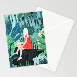 Forest Gaze Stationery Cards