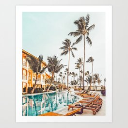 Hotel Tropicana     #photography #travel Art Print