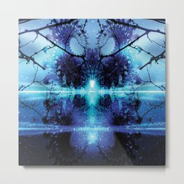 Cosmic Beginnings Metal Print