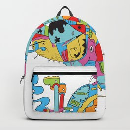 L.A. Bound Backpack