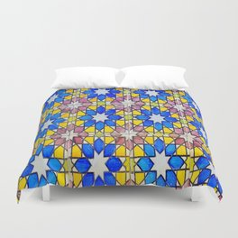 Azulejos - Portuguese tiles Duvet Cover