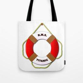 RMS Lifebelt Tote Bag