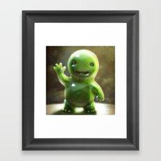Gummy Framed Art Print