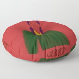 Scorpio Floor Pillow